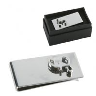 Money Clip Pound Sign